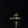 夜のマキノ浜