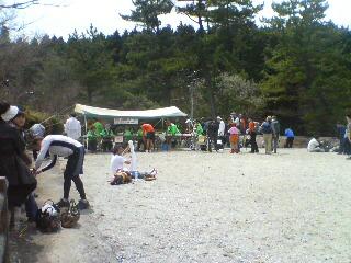 チャレンジ登山2008