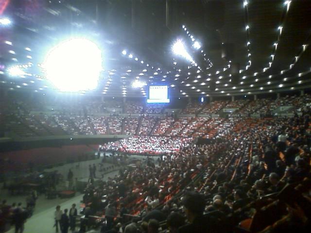 一万人の第九 2008