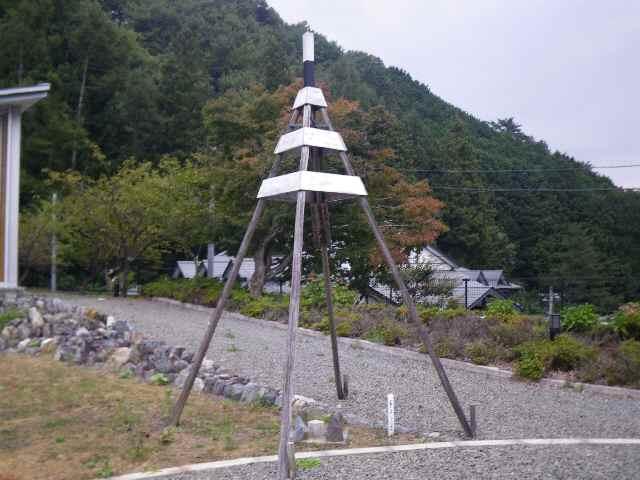 秋晴れの白峰三山縦走(4)
