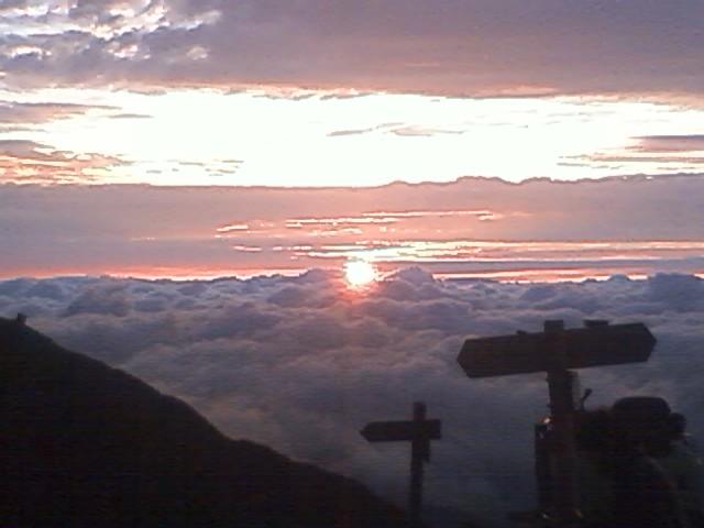 北岳2010
