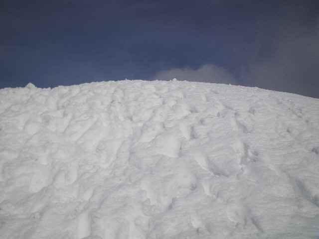 ホワイトクリフ 武奈ヶ岳 2011
