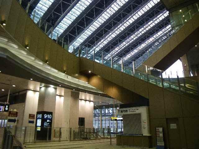 湖の道−2(大阪駅から高月駅まで)