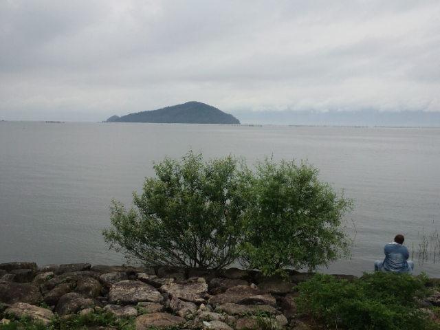 湖の道−3(彦根から近江八幡まで)