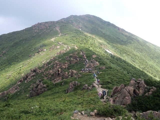 尾瀬 2011.07(至仏山)