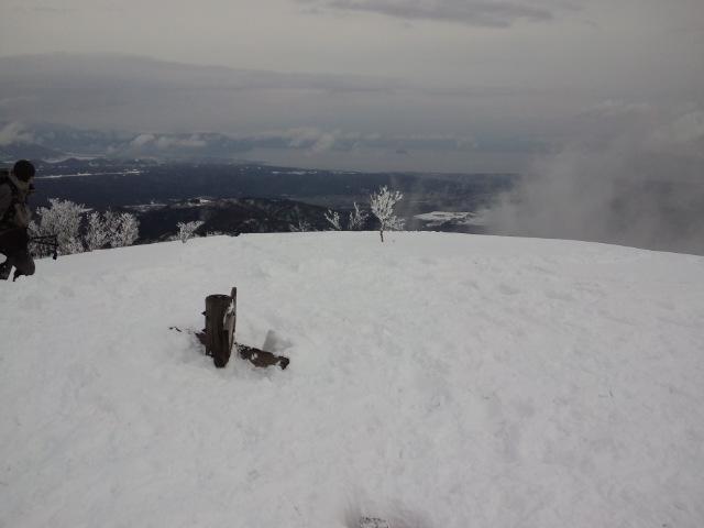 蛇谷ヶ峰スノーハイク
