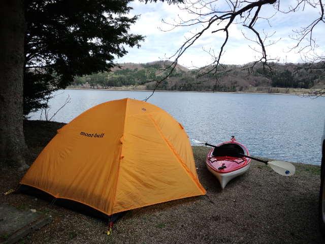 GW湖の旅(1)青木湖
