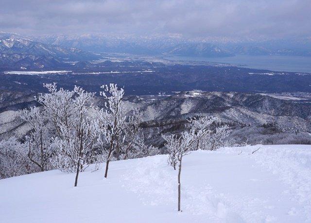 蛇谷ヶ峰スノーハイク 2013
