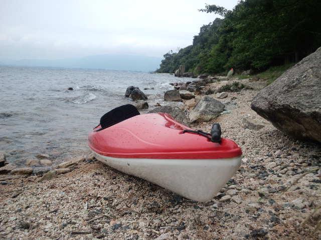 夏を迎える北琵琶湖