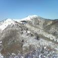 純白の西南稜