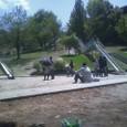 GWの蜻蛉池公園